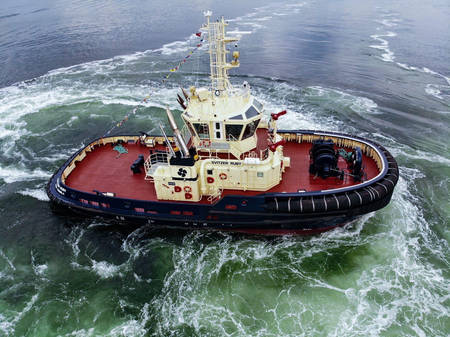 Svitzer Australia Welcomes Tugs to Port Kembla, Fremantle
