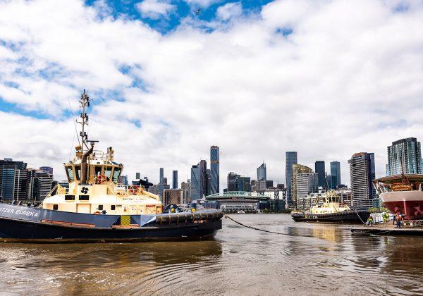 Australia's Oldest Known Vessel, Alma Doepel