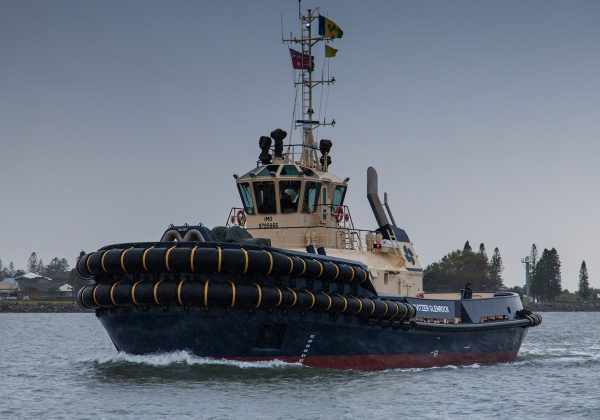 Welcome Svitzer Glenrock to Newcastle