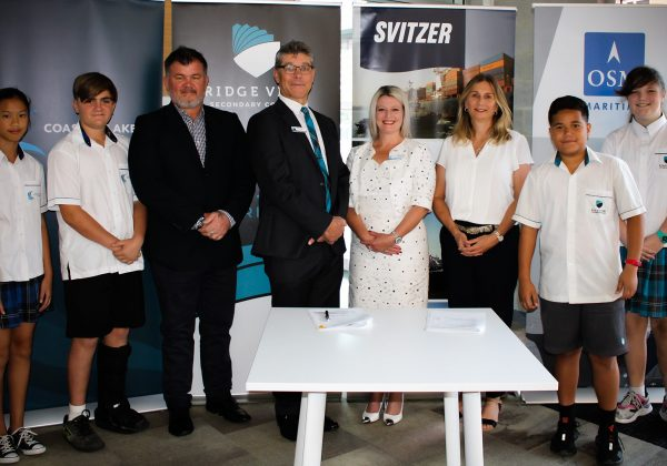 Svitzer supports WA schools in Oceans Project launch