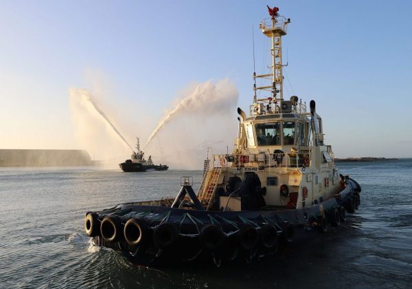 Naming competition for new Geraldton tug boats