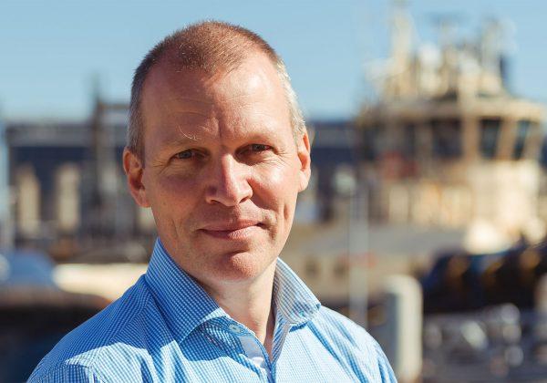 Svitzer Australia Managing Director Announcement