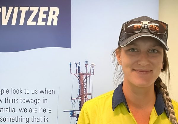 Meet Our Trainee Tug Master – Storm Hardy